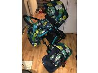 Cosatto whoop Pram pushchair