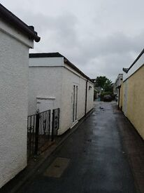Newly refurbished, spacious 3 bedroom bungalow with garage in Cumbernauld.
