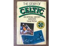 The Story of Celtic An Official History 1888-1978 Gerald McNee