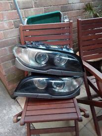 Bmw 46 Bi Xenon Headlight Convertible Coupe