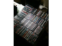 Large quantity of dvd's