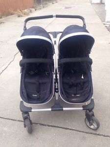 The Firstwheels City Twin Stroller