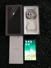 Iphone 8 plus 64gb- PRISTINE CONDITION