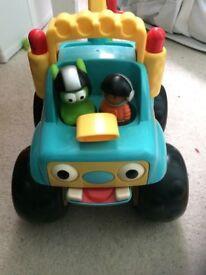 Kids monster truck