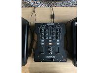 Allen & Heath Xone:23 2-Channel DJ-Mixer