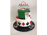Celebration/ Party/ Birthday Cakes * Professional Cake Decorators