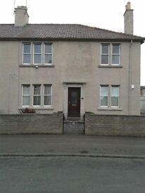 Upper flat for sale in Christie place Kirkcaldy, good area and good first time buy