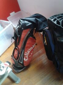CALLOWAY GOLF CLUB BAG (USED) £20 REDUCED FOR QUICK SALE