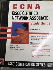 Cisco certified network assistant study guide Exam 640-407