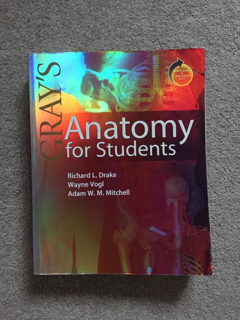 Grays Anatomy For Students 1e In Cambridge Cambridgeshire