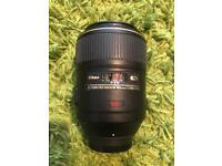 Nikon AF-S Micro 105mm f2.8G IF-ED VR Lens - BARGAIN!!!
