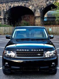 Range Rover Sport TDV6 HSE 2010