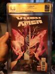 Uncanny X-Men # 15 CGC 9.8 SS door Cullen Bunn & Greg Land