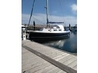 Westerly Tiger 25ft Yacht for sale