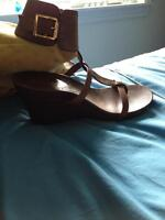 Ladies Brand Name Shoes & Sandals (Size 7.5 and 8)