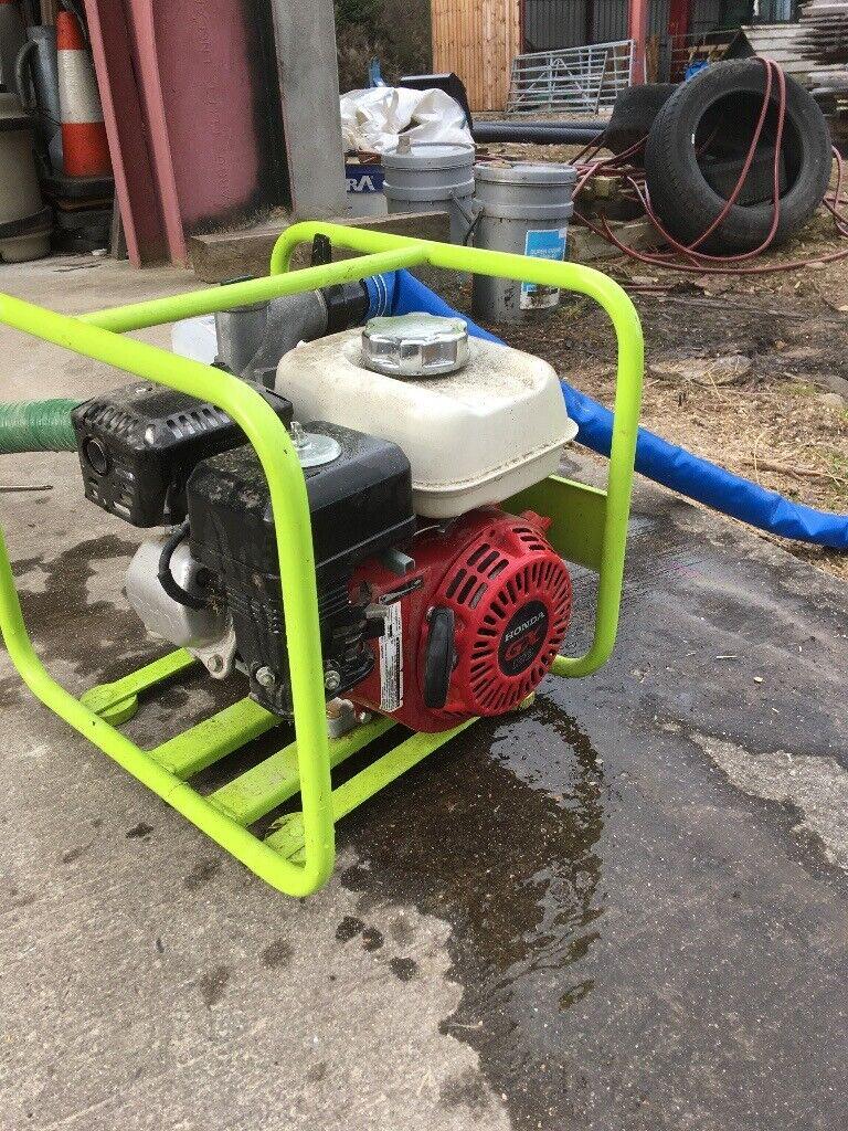 Water PUMP Pramac MP36-2 - petrol driven Honda engine   in Tain, Highland    Gumtree