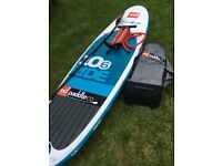 SUP Red Paddle Co. 10'6 Ride Paddle Board