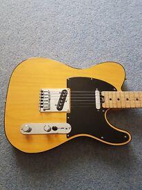 Fender American Elite Telecaster in Butterscotch Blonde