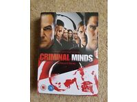 New DVD box set of Criminal Minds Series 2