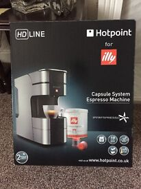 BRAND NEW - illy pod Coffee Machine