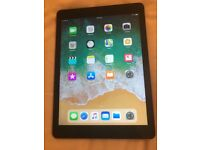 iPad Air1 16gb WiFi+cellular.Vodafone.Good condition. Perfect working £160 NO OFFERS. CAN DELIVER