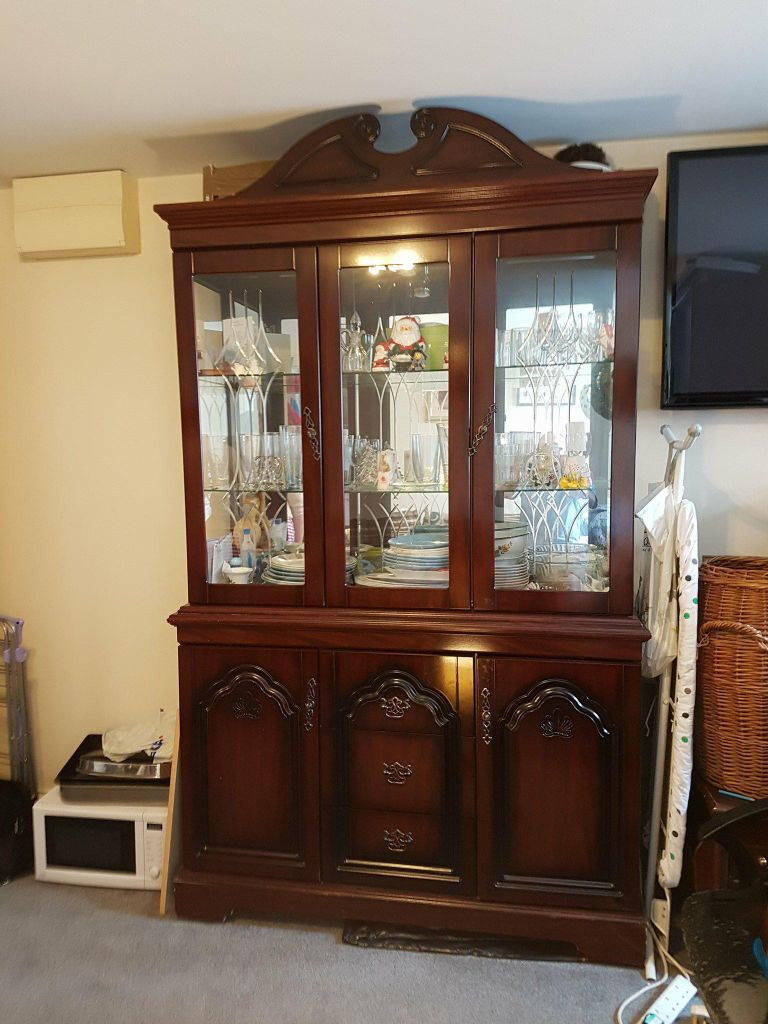 Kitchen Dresser Dining Room Display Cabinet In Henbury Bristol