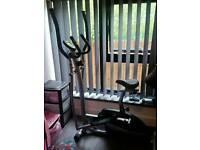 V-Fit Crosstrainer/Bike