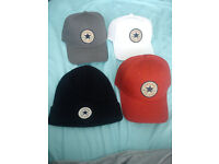 Brand New Mens Converse Hats With Tags On