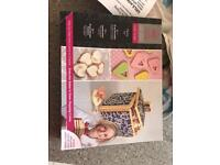 New cookie cutters, cake sets