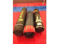 Three Used Punch Bags £10 for all. Please come to collect in Shirley Southampton