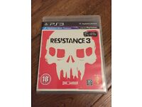 PS3: Resistance 3