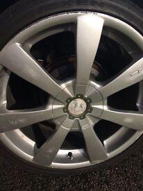 18 inch alloy wheels low profile
