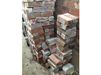 Used bricks for sale approx 450.