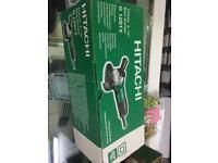 Hitachi Grinder brand new 110v
