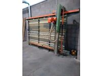 Holz-Her Supercut 1265 Wall Saw for Sale.
