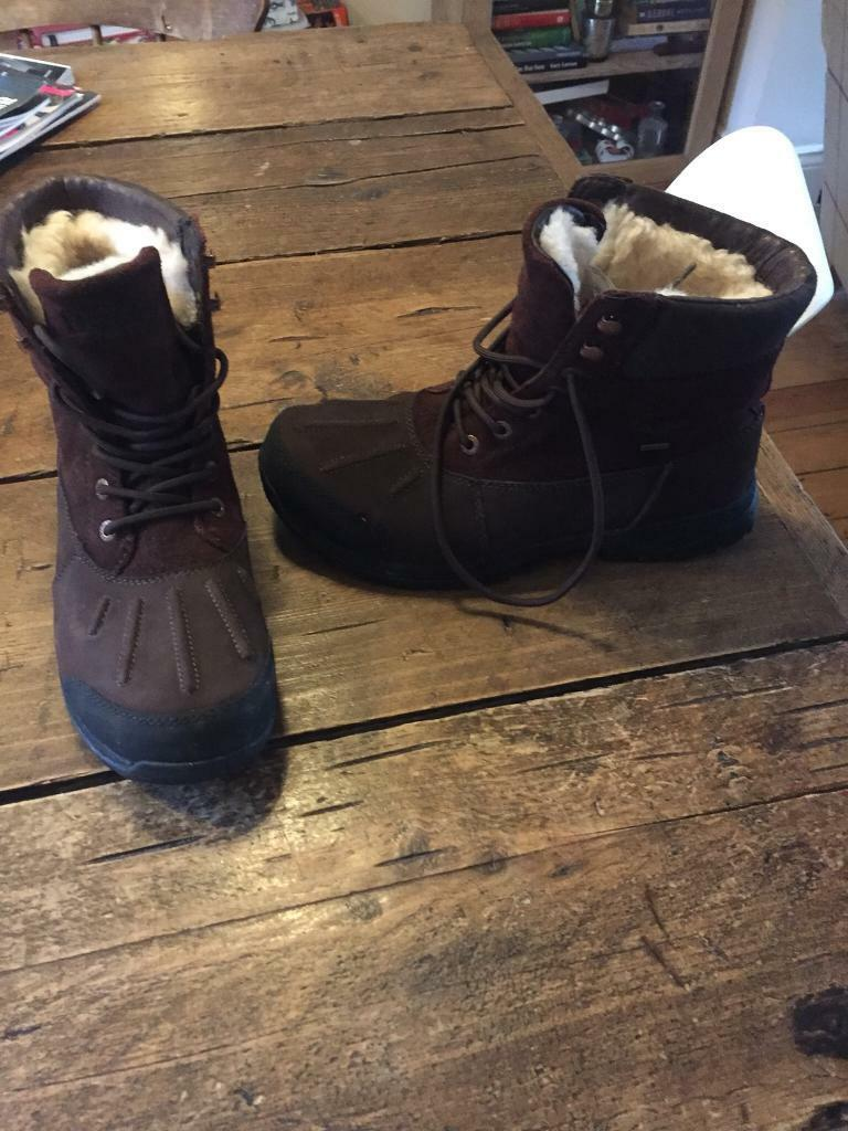ab761c12ce8a Men s UGG boots size 8 eu 42   in Sandgate, Kent   Gumtree