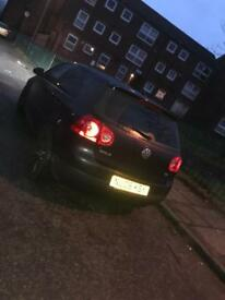 1.9 TDI Mk5 Golf All Black £1500