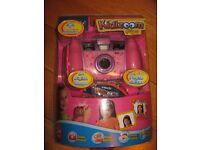 V Tech Kidi Zoom Camera boxed