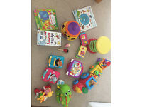 Toddler/Pre-school Toys