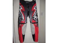 Motorcycle / Motocross Trousers