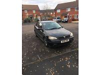 Vauxhall Astra 1.8 petrol 11 months MOT