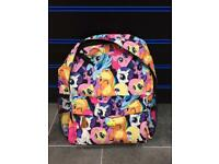 Brand New my little pony backpack
