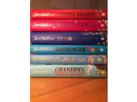 David Walliams hard back books