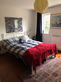 Airy Double Room in House share (Southfields/Putney)