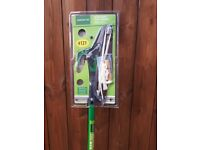 Telescopic Tree Lopper up to 2.4M Brand new in original packaging
