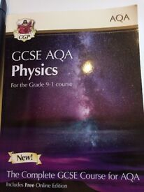 GCSE AQA PHYSICS 9-1 COURSE TEXTBOOK