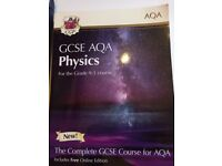 GCSE AQA PHYSICS 9-1 COURSE TEXTBOOK