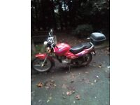 Kymco for sale or swap for another learner road legal