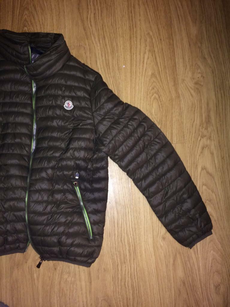 ab76f96f8 Moncler jacket   in Preston, Lancashire   Gumtree