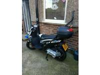 50cc generic roc scooter